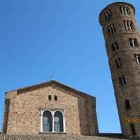 Basilica e Torre Sant'Apollinare Nuovo - Chiara Dobro - Ravenna (RA)