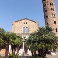Basilica di Sant'Apollinare Nuovo - esterno - Cristina Cumbo - Ravenna (RA)
