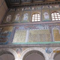 Basilica Sant'Apollinare Nuovo - parte sinistra - Chiara Dobro - Ravenna (RA)