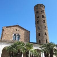 Basilica Sant'Apollinare Nuovo - esterno - Chiara Dobro - Ravenna (RA)