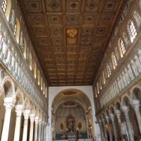 Basilica di Sant'Apollinare Nuovo, navata mediana - Cristina Cumbo - Ravenna (RA)