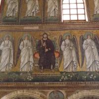 Cristo in trono tra gli angeli - Cristina Cumbo - Ravenna (RA)