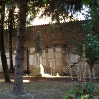 Chiostro - complesso della Basilica di Sant'Apollinare Nuovo - Cristina Cumbo - Ravenna (RA)