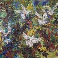 Mosaici moderni-MAR-Guttuso - Clawsb - Ravenna (RA)