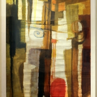 Afro, senza titolo, 1955 - Sailko - Ravenna (RA)