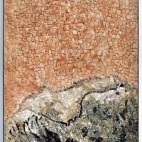 Alessandra caprara e silvana costa su dis. di michelangelo antonioni, le montagne incantate, 1997 - Sailko - Ravenna (RA)