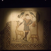 Mosaico del pastore - Cristina Cumbo - Ravenna (RA)