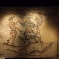 Mosaico con la danza dei geni stagionali - Cristina Cumbo - Ravenna (RA)