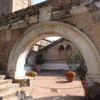 Giardini pensili - arco - Cristina Cumbo - Ravenna (RA)