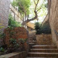 Scale d'accesso ai Giardini Pensili - Cristina Cumbo - Ravenna (RA)