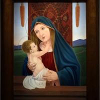 Cagnaccio di san pietro, madonna del grano, 1930 (fondazione di venezia) 01 - Sailko - Ravenna (RA)