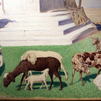 Tullio garbari, la sibilla di terlago, 1930 (rovereto, mart) 05 - Sailko - Ravenna (RA)