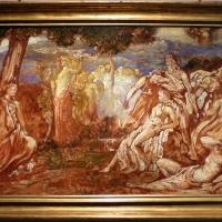 Adolfo de carolis, venere e adone, 1903 (roma, gam) - Sailko - Ravenna (RA)
