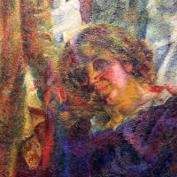 Umberto boccioni, le due amiche, 1915 (ass. generali) 02 - Sailko - Ravenna (RA)