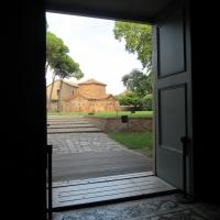 Mausoleo di Galla Placidia dalla Basilica di San Vitale - Lorenza Tuccio - Ravenna (RA)