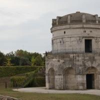 Mausoleo e parco - Chiara Dobro - Ravenna (RA)
