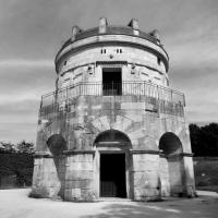 Il Mausoleo di Teodorico nella sua maestosità - Sofia Pan - Ravenna (RA)