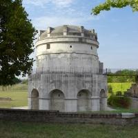 Mausoleo di Teodorico,esterno - Clawsb - Ravenna (RA)