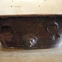 Mausoleo di teodorico, interno, camera superiore, sarcofago di teodorico, in porfido, 520 dc ca. 03 - Sailko - Ravenna (RA)