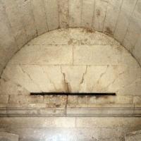 Mausoleo di teodorico, interno, camera inferiore, 04 piattabanda - Sailko - Ravenna (RA)