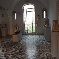 Sala con i ritratti - Cristina Cumbo - Ravenna (RA)