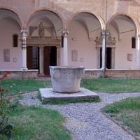 Museo Nazionale di Ravenna-Chiostro della cisterna - Clawsb - Ravenna (RA)