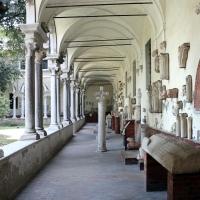 Ravenna, san vitale, secondo chiostro, 03 - Sailko - Ravenna (RA)
