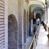 Ravenna, san vitale, secondo chiostro, 04 - Sailko - Ravenna (RA)