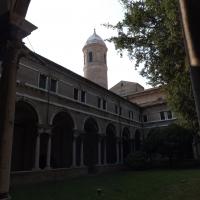 Secondo chiostro, Museo Archeologico Nazionale di Ravenna - Cristina Cumbo - Ravenna (RA)