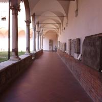 Museo Archeologico, chiostro - Cristina Cumbo - Ravenna (RA)