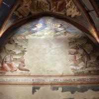 Pietro da rimini e bottega, affreschi dalla chiesa di s. chiara a ravenna, 1310-20 ca., natività e annuncio ai pastori 01 - Sailko - Ravenna (RA)
