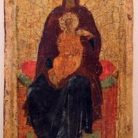 Artista bizantino, vergine nicpeia, xiv-xv secolo - Sailko - Ravenna (RA)