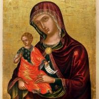 Pittore cretese, madonna della consolazione, xvi secolo 02 - Sailko - Ravenna (RA)