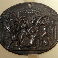Giovanni bernardi da castelbolognese, morte di tarpea, 1520-50 ca - Sailko - Ravenna (RA)
