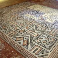 Mosaico pavimentale ravennate del VI secolo - Sailko - Ravenna (RA)