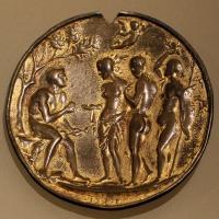 Giovanni fonduli da cremona, giudizio di paride, 1490 ca. 02 - Sailko - Ravenna (RA)