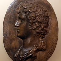 Italia del nord, busto di antinoo, 1500-1550 ca - Sailko - Ravenna (RA)