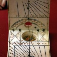 Italia del nord o germania del sud, orologio solare a dittico, 1531 - Sailko - Ravenna (RA)