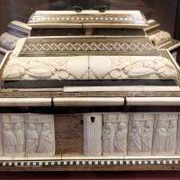 Italia settentrionale, cofanetto con placchette in osso, 1400-1450 ca. 01 - Sailko - Ravenna (RA)