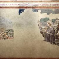 Pietro da rimini e bottega, affreschi dalla chiesa di s. chiara a ravenna, 1310-20 ca., adorazione dei magi 01 - Sailko - Ravenna (RA)