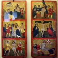 Scuola napoletana, scene della passione di cristo, xvi secolo - Sailko - Ravenna (RA)