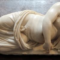 Sileno giacente, 100-150 dc. ca, prov. ignota 01 - Sailko - Ravenna (RA)