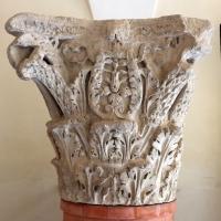 Frammenti della porta aurea di ravenna, 43 dc, 03 capitello - Sailko - Ravenna (RA)