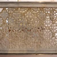 Transenna marmorea traforata, dal recinto presbiteriale di san vitale, VI secolo 03 - Sailko - Ravenna (RA)