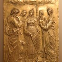 Scuola emiliana, santa cecilia e uqattro santi (da raffaello), 1550-1600 ca - Sailko - Ravenna (RA)