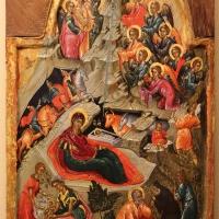 Artista cretese, natività, 1550-1600 ca - Sailko - Ravenna (RA)