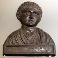 Scuola italiana, busto di fanciullo romano, 1490 ca - Sailko - Ravenna (RA)