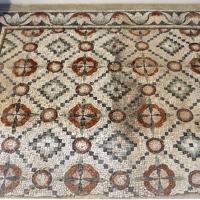 Mosaico pavimentale da s. michele in africisco, 500-550 dc ca - Sailko - Ravenna (RA)