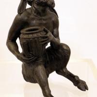 Andrea brisco detto il riccio, satiro seduto con vaso, 1510 ca - Sailko - Ravenna (RA)