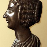 Scuola italiana, busto di donna, xix secolo ca - Sailko - Ravenna (RA)